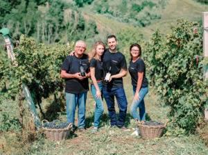 Azienda vinicola e cantina biologica in Abruzzo, Toscana e Piemonte